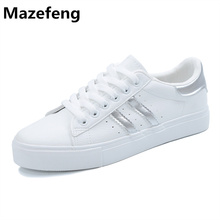 AD A008 Fashion Casual Shoes Woman Breathable 2017 New Arrivals Women Shoes White Chaussure Femme Superstar Zapatos Mujer
