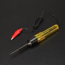 Heavy Duty Car Auto 6-12V Volt Tester Vehicle DC Electric Circuit Probe Tester Diagnostic-tool