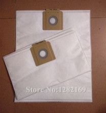 2 pieces/lot Vacuum Cleaner Bags Dust Filter Bag for Karcher T12/1 T8/1 T7/1 NT 25/1 NT 35/1 NT 361(China)