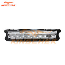 Black mixed Silver front grille mesh grill vent for Land Rover Range Rover Sport 2013 2014 2015