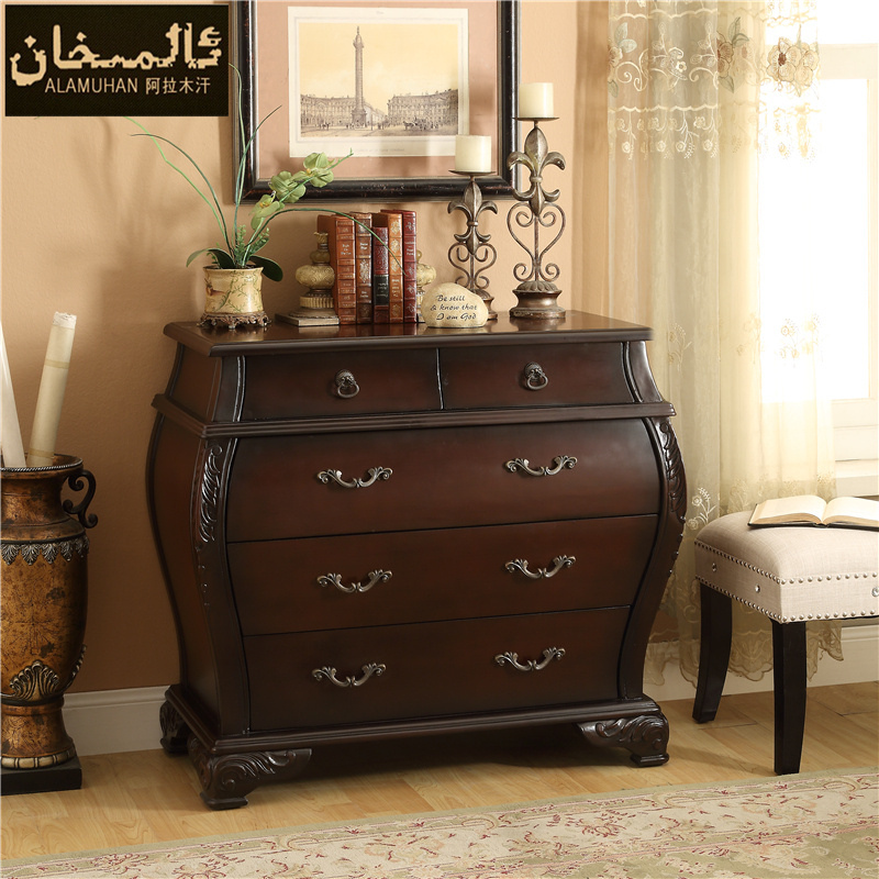 Foyer chest of drawers