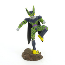 Dragonball Z Perfect Cell Rare Toys Figure New DBZ(China)