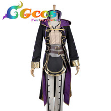 CGCOS Free Shipping Cosplay Costume Fire Emblem Robin Uniform New in Stock Halloween Christmas Any Size