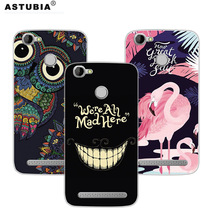 Buy ASTUBIA Phone Case Homtom HT50 Case Cover Homtom ht50 Coque Silicon Flower Animal Printed Soft Cover Homtom HT50 5.5 for $1.89 in AliExpress store