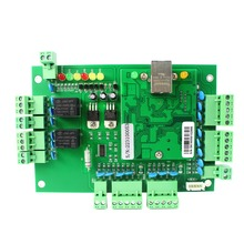 Generic Wiegand TCP/IP Network Entry Access Control Board Panel Controller for 2 Door 4 Reader F1647G