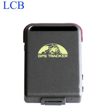 Free Shipping Coban GPS102B Mini Global Real Time 4bands GSM/GPRS/GPS Tracking Device TK102 GPS GSM Tracker(China)