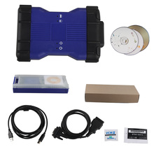 Cheap V141 VCM 2 for Land Rover/for Jaguar Diagnose and Programming Tool Blue Color