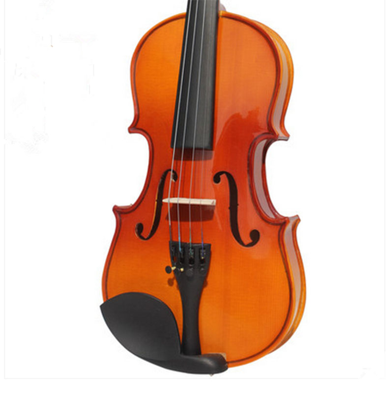 All  wood violin beginner hand adult children practice violin full set of accessories professional playing<br><br>Aliexpress