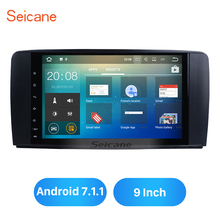 "Seicane 9"" Android 7.1 1024*600 Radio GPS Navigation Stereo system for 2006-2013 Mercedes Benz R Class W251 R280 with OBD2 DVR(China)"
