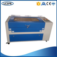 80w CO2 laser engraving cutting machine with rotary, ruida controller, water chiller CW3000, for wood crafts(China)