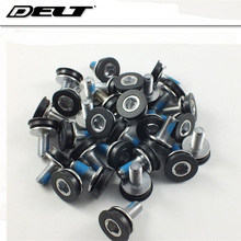 Buy Bicycle screw Fixed gear Mountain Crank bolts BMX MTB ROAD bike cycling nuts Bottom Bracket central axis bolts M8 * 17mm for $3.79 in AliExpress store
