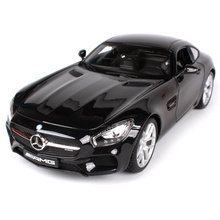 Maisto 1:18 MB AMG GT Sports Car Diecast Model Car Toy New In Box Free Shipping 36204