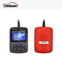 Launch X431 Creader 7S OBD2 Code Reader with Oil Reset Functio Update Via Official Website powerful than creader 6s(China)