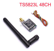 TS5823L 5.8G 200mW 48CH Transmitter Module Mini Wireless AV Audio Digital Display FPV Image Transmission For Quadcopter