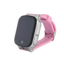 3G Smart Watch Camera Gps Tracker with Mini Gps Watch for Kid Children, Real Time Gps Tracking Chip(China)