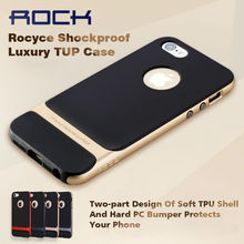 Cover For iphone 5 5s 5se Anti-knock Back Covers For iPhone 5s Phone case ROCK Royce cross series carcasa(China)
