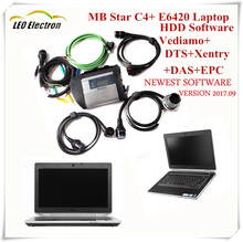 2017 star diagnosis c4 sd connect MB STAR C4 wifi +latest 2017.09 mb star c4 sd Vediamo+DTS+Xentry+star c4 laptop E6420 I5 4GB(China)