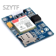 mini type SIM808 instead of SIM908 module GSM GPRS GPS Development Board IPX SMA with GPS Antenna for Raspberry Pi(China)