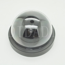 Emulational Fake Decoy Dummy Dome Camera With Blinking LED OR Fake CCTV Camera Outdoor Waterproof Emulational Camera