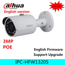 Buy DaHua IPC-HFW1320S 3MP Mini Bullet IP Camera Day/ Night infrared CCTV Camera POE Support IP67 Waterproof Security Camera System for $62.17 in AliExpress store