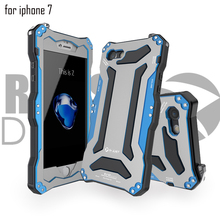 for iphone 7 4.7 inch R-JUST Gundam Series three Proofings outdoor Armor water/dirt/shock proof phone case for iphone 7(China)