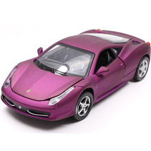 Die Cast Fara Model, Alloy car model scale1:32, 4door with light and music  Boys Gift, collective modle free shipping