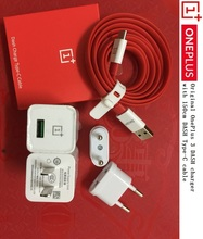 Original Oneplus 3 US DASH fast Quick charger EU/UK/AU Adapter + 1+ 3 1.5m Type-C Dash Charge Cable for One plus 3 3T three T