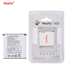 Original Nephy BST38 BST-38 Battery For Sony C510 C902 C905 C905a K770 K770i K580 K850i K858 R300 R306 S312 S500 T658 W580 W580i(China)