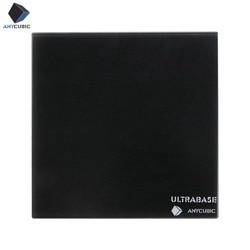 ANYCUBIC Ultrabase 3D Платформа для печати с подогревом, встроенная поверхность, стеклянная пластина, тепловая 310x310x4 мм для Mega I3 MK2 MK3, Горячая кровать