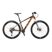 "SAVA DECK700 22 Speed Carbon Fiber T800 MTB Mountain Bike 27.5"" Cycle Bicycle SHIMANO M8000 Derailleur & Hydraulic Oil Brake(China)"