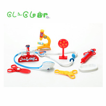 New Doctor Play sets Simulation Medicine Box Role Pretent Play Doctor Toys Stethoscope Injections Children gifts early education
