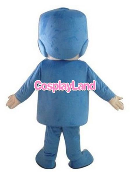 Pocoyo Mascot Costume, Cartoon Mascot Costume2