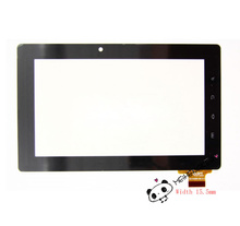 NEW 7 inch Touch Screen Digitizer Glass Panel replacement For Freelander PD20 Great Version (K4008) 30pin(China)