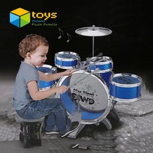 Percussion Toy Musical Instrument Classical Jazz Drum Set JUGUETES Puzzle Early Educational Toys for Children Kids Best Gifts