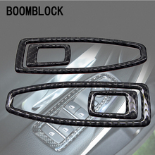 Buy BOOMBLOCK Car Cover BMW F30 F35 Accessories BMW 3-Series 320i 328i GT Carbon Fiber Door Window Switch Sticker for $11.99 in AliExpress store