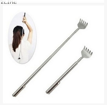 Hot Best Deal Beauty Girl Stainless Telescopic Portable Extendable Handy Pocket Pen Clip Back Scratcher Dec.13