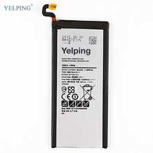Yelping EB-BG928ABE Replacement Battery For Samsung GALAXY S6 edge Plus G9280 Edge+ Battery EB-BG928ABE 3000mAh