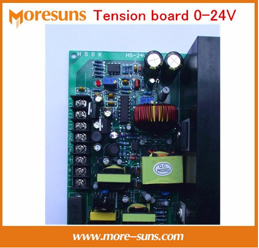 Cable machine tension board 0-24V adjustable power supply circuit board B type Magnetic powder clutch tension control board<br><br>Aliexpress