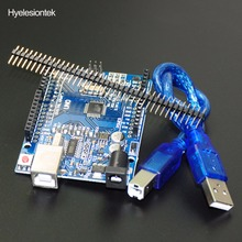 Buy UNO R3 Arduino Module Starter Kit DIY Nano Board Mega328P Microcomputer UNO R3 Board USB Cable Gilded Pin Module Electronica for $4.69 in AliExpress store