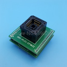 PLCC32 TO DIP32 Pitch 1.27mm IC Programming Adapter Chip Test Socket