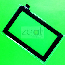"2Pcs/Lot 7"" PD10 PD20 Capacitive Touch Screen Panel For Freeland Tablet PC 18.5mm Width Connector 300-N3690B-A00-V1.0 N3690B"