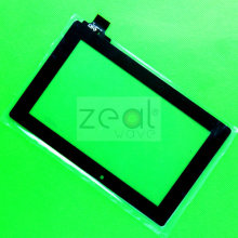 "2Pcs/Lot 7"" PD10 PD20 Capacitive Touch Screen Panel For Freeland Tablet PC 18.5mm Width Connector 300-N3690B-A00-V1.0 N3690B(China)"