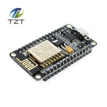 1pcs Wireless module NodeMcu Lua WIFI Internet of Things development board based ESP8266 CP2102 with pcb Antenna and usb port(China)
