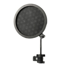 PS-2 Double Layer Studio Microphone Mic Wind Screen Pop Filter/ Swivel Mount / Mask Shied For Speaking Recording(China)