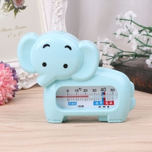 Elephant Shape Water Thermometer Baby Bathing Temperature Test Infant Kid Shower Toys(China)