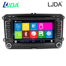 7inch wince Auto Radio RCar DVD Player for Volkswagen/VW golf 4 golf 5 6 touran passat B6 gps navigation car Multimedia  stereo