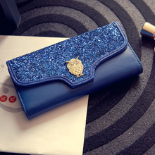 New Women Owl Wallet Lady Cover Purse PU Female Long wallet Cute Women Cartoon Wallet Fashion Wallet for Women