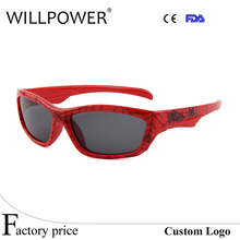 3-14 Years Baby Boys Girls Sunglasses Kids Sunglasses European Standard Certification Oculos De Sol Gafas(China)