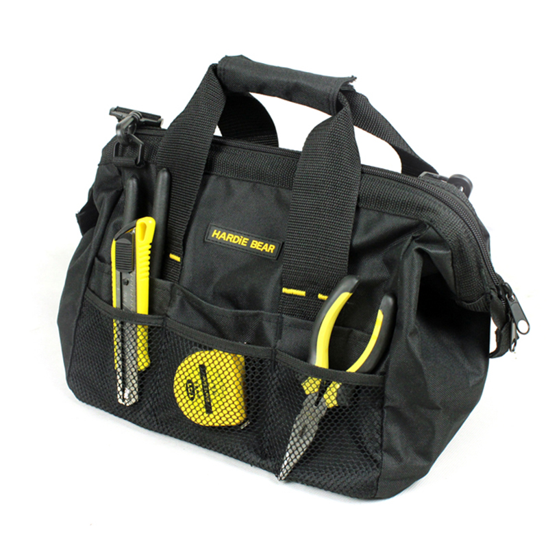 WTT Brand 10 inch Utility Shoulder Bags,Multifunction Pouch Polyester Fabric Handbag, 600D Oxford Bag Electrician Tool<br><br>Aliexpress