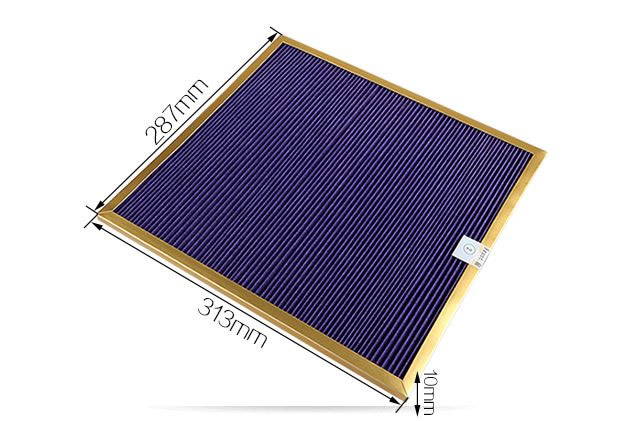 Original OEM,HEPA,Multi-care  formaldehyde filter,AC4121,size 287x313x10mm,For AC4002 / AC4004 / AC4012, air purifier parts<br><br>Aliexpress